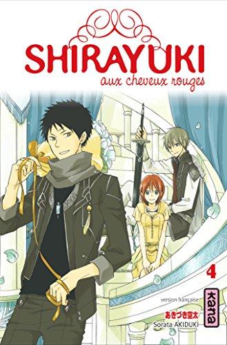 Shirayuki aux cheveux rouges Vol.4 par AKIZUKI Sorata