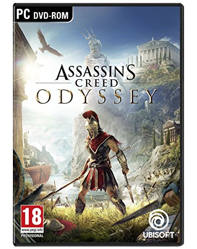assassin's creed odyssey [at pegi] - standard edition - pc [edizione: germania]
