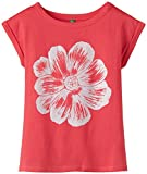 United Colors of Benetton Baby Girls' T-Shirt (15P3096C11CUG34L0Y_Hot Pink_0Y)