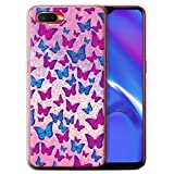 eSwish Gel TPU Phone Case/Cover for Oppo RX17 Neo/Rainbow