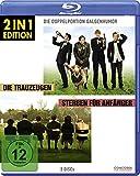 Sterben für Anfänger/Die Trauzeugen - 2 in 1 Edition [Blu-ray]