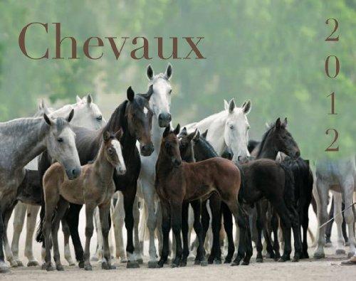 CALENDRIER CHEVAUX 2012 par