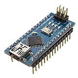 ATmega328P Arduino Compatible Nano V3 versión mejorada con el cable USB