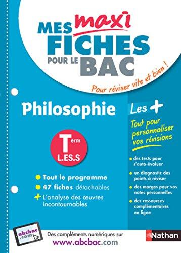 Mes Maxi fiches Philosophie Terminale L-ES-S (6)