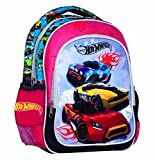 "Hot Wheels Rucksack red ""Junior"" 349-21054"