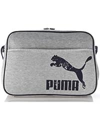 7e6f79efa043c Puma Originals Jersey Reporter  UNICA IT  Grey Tasche Uomo - Donna - Unisex