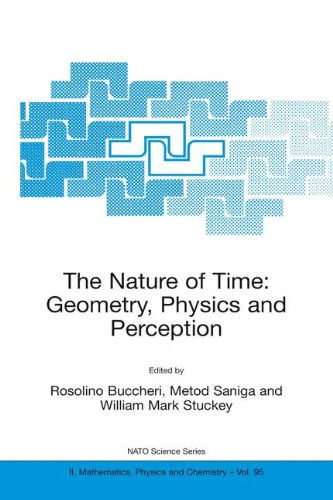 The Nature of Time: Geometry, Physics and Perception (Nato Science Series II:)