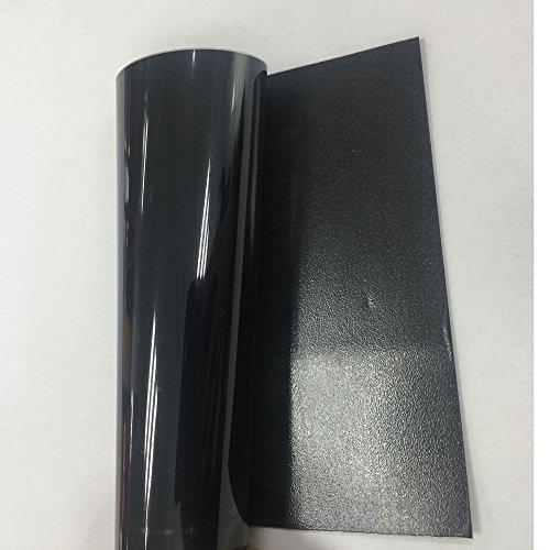 HOHO 30x 30cm PU Heat Transfer Vinyl Heat Drücken Folie selbstklebend Tabelle T-Shirt DIY Eisen...