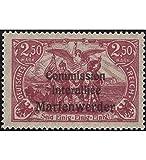 Goldhahn Allenstein Nr. 29 postfrisch ** Plattenfehler wie DR 115 II Briefmarken für Sammler