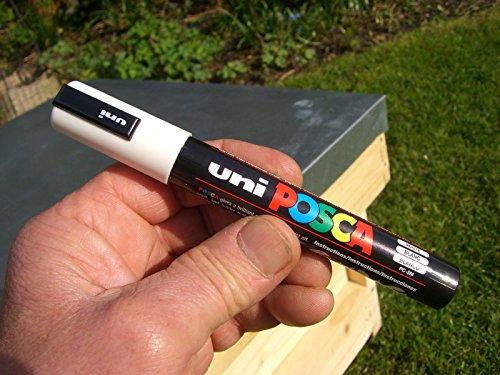 Queen bee marker pen set (5 pens) 4
