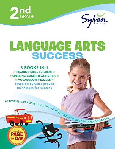 2nd Grade Language Arts Success (Sylvan Language Arts Super Workbooks)