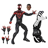 """Spider-Man Marvel - Collezione """"Legends Series"""" dell'Uomo Ragno, 15,2cm Miles Morales."""
