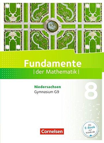 Fundamente der Mathematik - Niedersachsen: 8. Schuljahr - Schülerbuch
