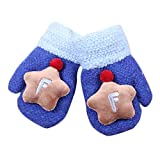 Best NUEVOS guantes térmicos - Hikfly Cute Tejer Mitones Guantes Manoplas Para bebé Review