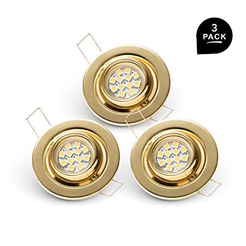 Brol Lux® 3pezzi set faretto LED Spot