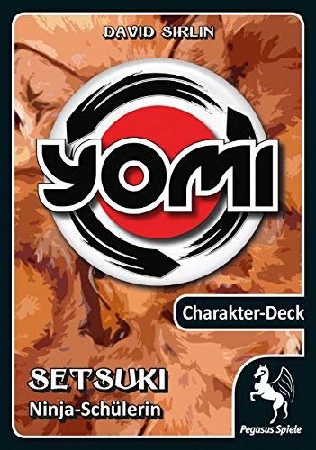 Pegasus-Spiele-17432G-Yomi-Einzeldeck-Setsuki