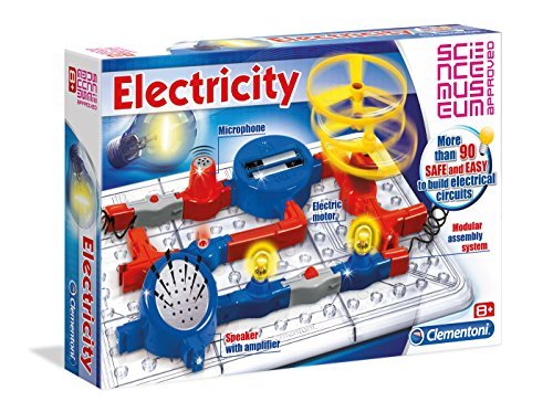 Fun Science and Electricity Experiments Play Kit