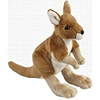 Ravensden Soft Toy Kangaroo Sitting 24cm