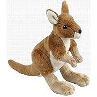 Ravensden Soft Toy Kangaroo Sitting 24cm