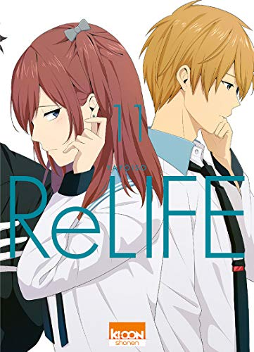 ReLIFE Edition simple Tome 11