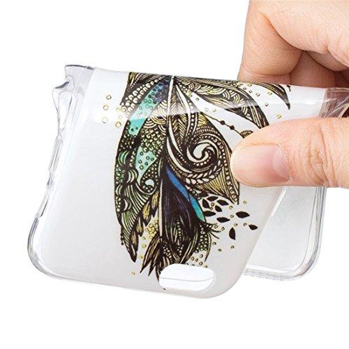 Phone case & Hülle Für iPhone 6 / 6s, Noctilucent Sika Deer Pattern IMD Kunstfertigkeit Soft TPU Back Cover Case ( SKU : Ip6g0130d ) Ip6g0130e