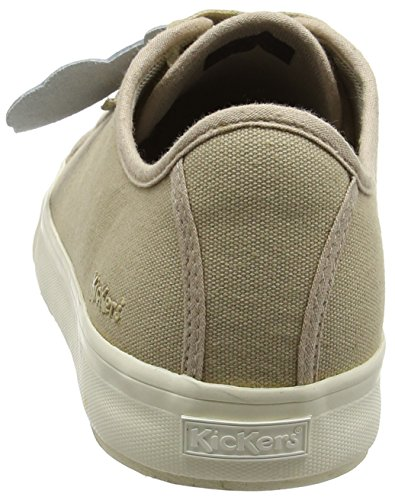 Kickers Tovni Lacer, Basses homme Brown (Light Tan)