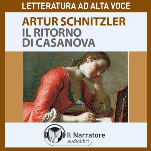 Il ritorno di Casanova  Audiolibri