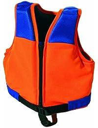 SIMA by Fashy Schwimmweste - Chaleco salvavidas para barcos, color naranja / azul, talla M