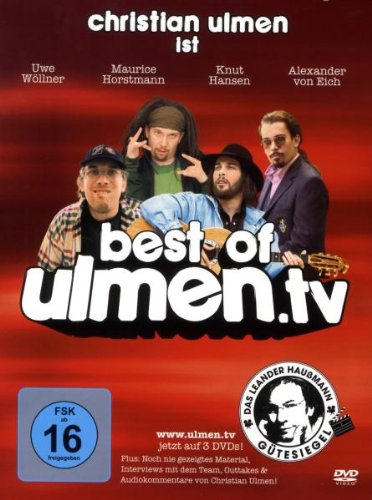 Christian Ulmen - ulmen.tv/Best Of (3 DVDs)