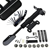 Best Bicycle Tool Kits - Bike Tyre Repair Tool Kit - DAWAY A35 Review
