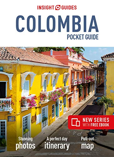 Insight Guides Pocket Colombia (Insight Pocket Guides)