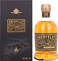 Aberfeldy 28 Year Old Single Malt Whisky by Aberfeldy