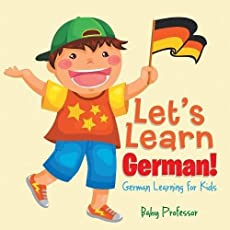 Let's Learn German! German Learning for Kids