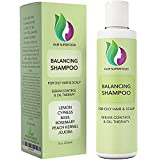 Vitamin Shampoo For Oily Hair & Scalp - Itchy Scalp & Greasy Hair
