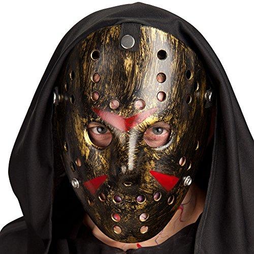 Carnaval Juguetes 0884 - máscara de hockey para adultos