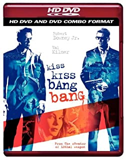 Kiss Kiss Bang Bang (Combo HD DVD and Standard DVD) by Robert Downey Jr.