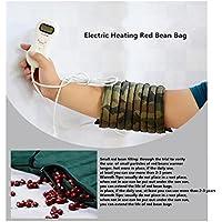HHORD Elektrische Heizung Rote Bohnenbeutel Elektrische Tasche Ellenbogenheizung, keine Strahlung Kohlenstofffaser preisvergleich bei billige-tabletten.eu