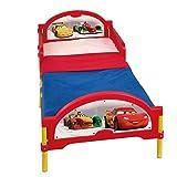 Disney CARS Toddler Bed Bett 140x70 cm Kinderbett Bett Kindermöbel Lightning McQueen Auto