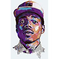 Chance the Rapper Silk Poster 36x24 Inches by TST INNOPRINT CO