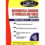 Mathematical Handbook of Formulas and Tables (Schaum's Outlines)