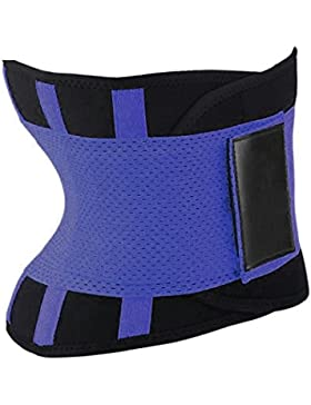 Kaimus Corsé de Cintura Fajas Reductoras de Cinturón de Esculpido Cinturón Fajas Reductoras Elástica
