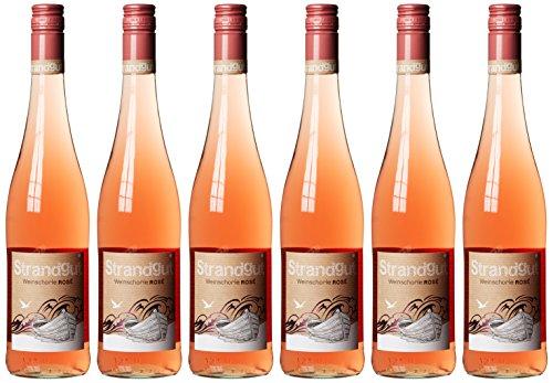 Strandgut Weinschorle rosé (6 x 0.75 l)