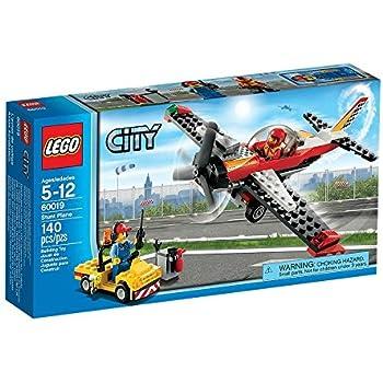 LEGO City Airport 60019: Stunt Plane