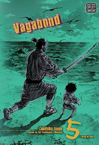 VAGABOND VIZBIG ED GN VOL 05 (MR) (C: 1-0-0) (Vagabond Vizbig Edition) by Takehiko Inoue (3-Nov-2009) Paperback par Takehiko Inoue