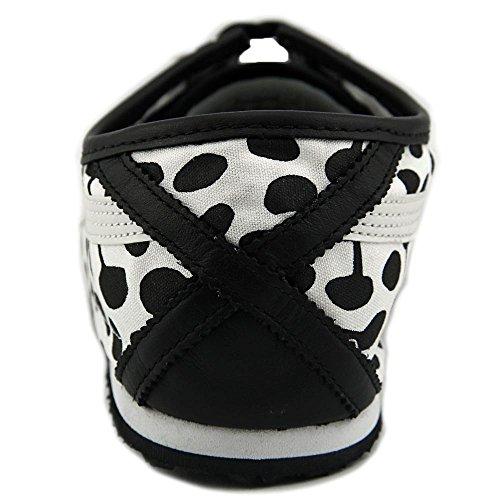 Onitsuka Tiger by Asics Mexico 66 Toile Baskets Natto Sumi-White