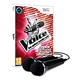Jeux Videos Best Deals - THE VOICE La plus belle voix jeu+ 2 micros
