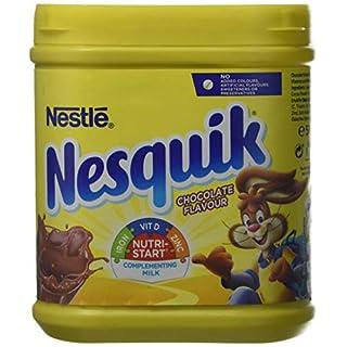 Nesquik Chocolate Flavour Milkshake Powder, 500 g (Pack of 5)