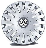 Original Volkswagen VW Ersatzteile Radkappen Satz 16 Zoll (Passat 3C, Scirocco, Eos)
