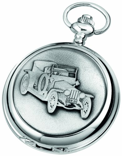 woodford-quartz-pocket-watch-1916-q-mens-chrome-finished-rolls-royce-silver-ghost-pattern-with-chain
