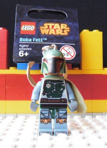 LEGO Star Wars Boba Fett Key Chain - Funda